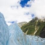 Постер, плакат: Franz Joseph Glacier Landscape