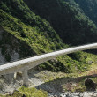 Arthur's Pass Viaduct — Stock Photo