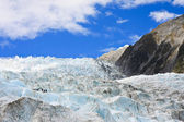 Franz Joseph Glacier — Stock Photo