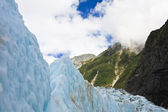Franz Joseph Glacier Landscape — Stock Photo