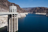 Tower at Hoover Dam — Stock Photo
