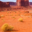 Monument Valley Landscape — Stock Photo
