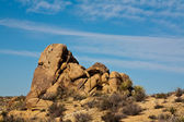 Rock Pile in Joshua Tree National Park — Stock Photo