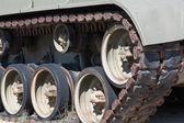 Rusty Tank Detail — Stock Photo
