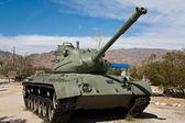 WWII Tank — Stock Photo