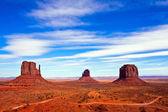 Monument Valley View — Stok fotoğraf