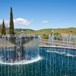 Photo: Water Fountain at NapValley Winery