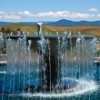 Water Fountain at NapValley Winery — Stock Photo #2774819