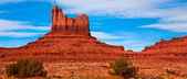 Monument Valley Panorama — Stock Photo