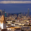 SFrancisco Cityscape — Stockfoto #2981760