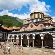 rila monastery — Stock Photo