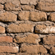 Mud Brick Wall - Stock Photo