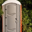 Porta Potty - Stock Photo