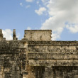 Mayan Ruins at Chichen Itza - Stock Photo
