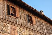 старый созополь дом — Стоковое фото