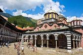 Rila Monastery — Stock Photo