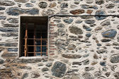 Monastery Window — Stock Photo