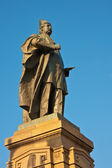 Sir Pherozeshah Mehta Statue — Stock Photo