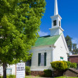 Stock Photo: Methodist Church in Sutter Creek