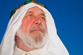 Arab Man Outdoor Portrait — Foto de Stock