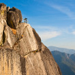 Moro Rock Overlook - Stock Photo