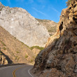 King's Canyon Road — Stok fotoğraf