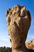 Interesting Rock — Stock Photo