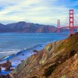 Foto de Stock  : Golden Gate Bridge