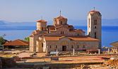 St. Clement's Monastery at Sunrise — Stock Photo