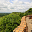 Amazing View at Singita Grumeti Reserves — Stock Photo