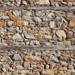 Stock Photo: Very Old House Wall