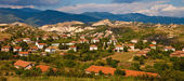 Bulgarian Village — Foto de Stock