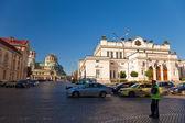Tsar Osvoboditel Square — Stock Photo