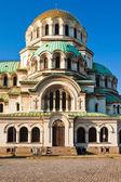 Side View of Alexander Nevsky — Stock Photo