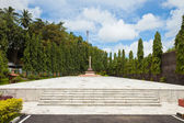 Freedom Fighters Memorial — Stock Photo