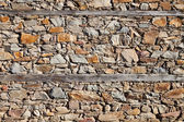 Very Old House Wall — Stock Photo