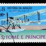 Santa cruz seaplane — Stock Photo #2840460