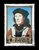 Henry VII — Stock Photo
