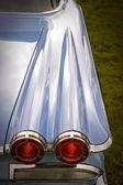 Retro tail lights — Stock Photo