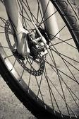 Bike brake — Stock Photo