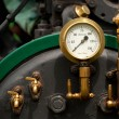 Stock Photo: Pressure gauge