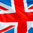 British union flag — Stock Photo