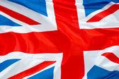 Bandeira da união britânica — Foto Stock