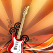 Rock music — Foto Stock