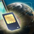 Sim card — Stock Photo #2721201