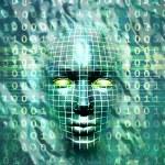 Human technology — Stock Photo