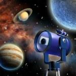Astronomy — Stock Photo