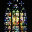 Stained glass window — Stock Photo #2787088