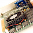 Foto de Stock  : Graphic card