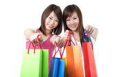 Shoppgin — Stock Photo